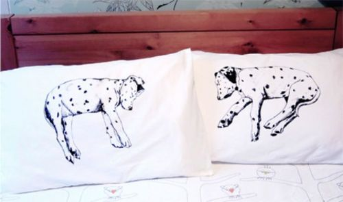 Dog Napper Pillow cases (Pair)